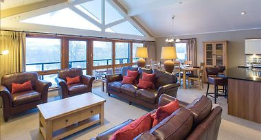 Cameron House Detached Lodge With Scenic View L31 Balloch