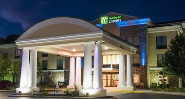 Hotel Holiday Inn Express Suites Sharon Hermitage West