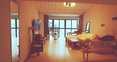 Hotel 180sqm Loft With Large Kitchen Glass Terrace Oasis