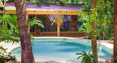 Hotel La Casa De Los Pajaros Valladolid Yucatan Mexico