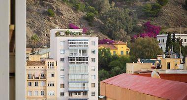Holidays2malaga Malagueta With Terrace Malaga Espana
