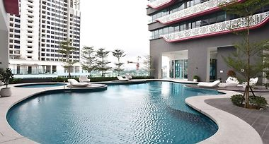Oyo Home 733 Premium Studio Floating Garden Kuala Lumpur
