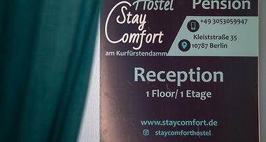 Hotel Pension Hostel Staycomfort Am Kurfurstendamm Berlin 2