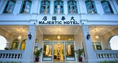 Hotel The Majestic Malacca 5 Malaysia From Us 123 Booked