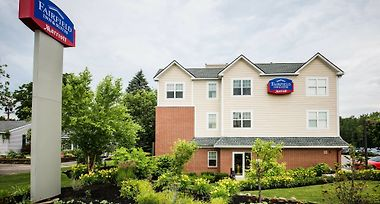 Hotel Fairfield Inn Suites By Marriott Portsmouth Exeter