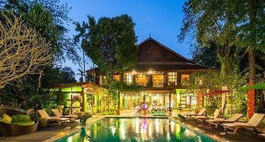 Riverside Exquisite Villa Living Chiang Mai Thailand