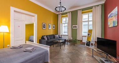 Apartment U Jindrisske Veze Prague Czech Republic From
