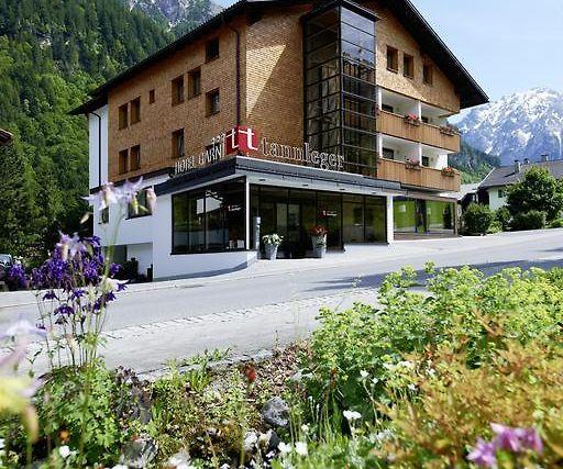 Hotel Garni Tannleger B B Brand Vorarlberg 4 Austria