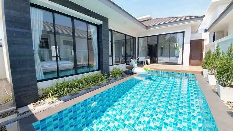 Dasiri Holiday Pool Villa Central Modern New Hua Hin