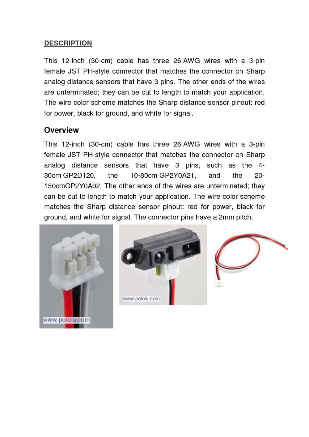 medium resolution of 3 pin power wire schematic