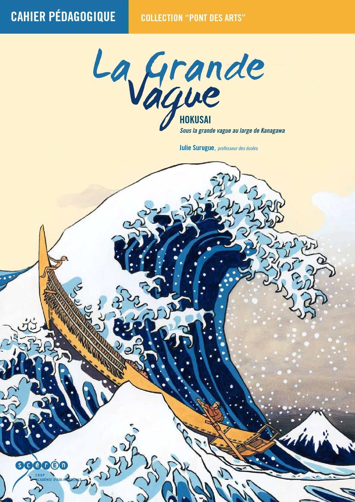 La Grande Vague De Kanagawa Histoire Des Arts : grande, vague, kanagawa, histoire, Calaméo, Grande, Vague