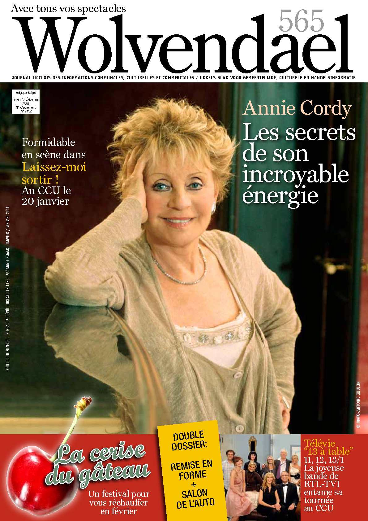 Calamo  Wolvendael magazine n 565