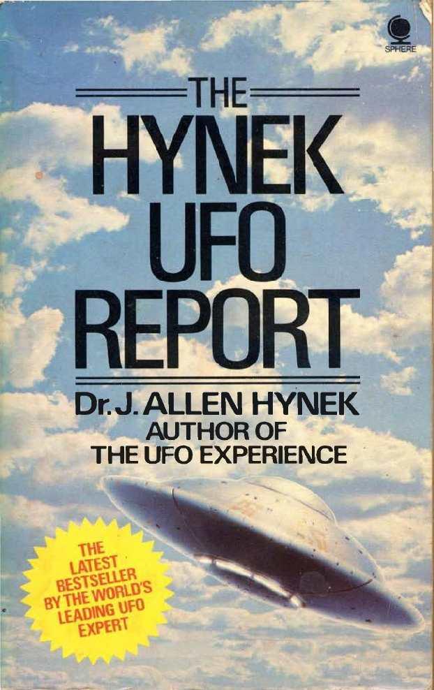 Calamo  J Allen Hynek  The Hynek UFO Report 1977