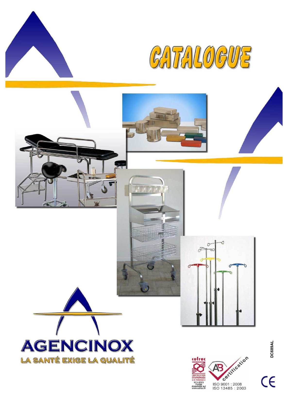 Calamo CATALOGUE AGENCINOX 2011