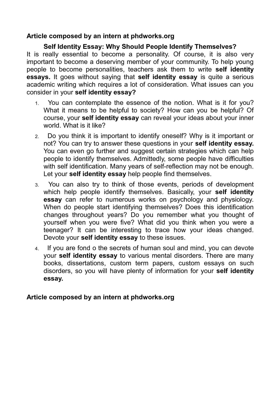 Essay On Identity Theft Essays On Identity Teacher Identity Essays