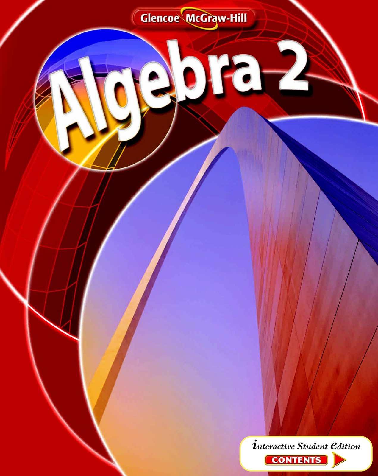 hight resolution of Calaméo - Algebra 2 McGraw-Hill