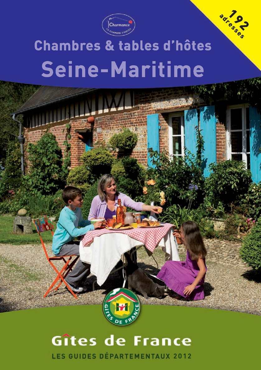 Gites De France Seine Maritime : gites, france, seine, maritime, Calaméo, Chambres, D'hôtes, Gîtes, France, Seine-Maritime, Normandie