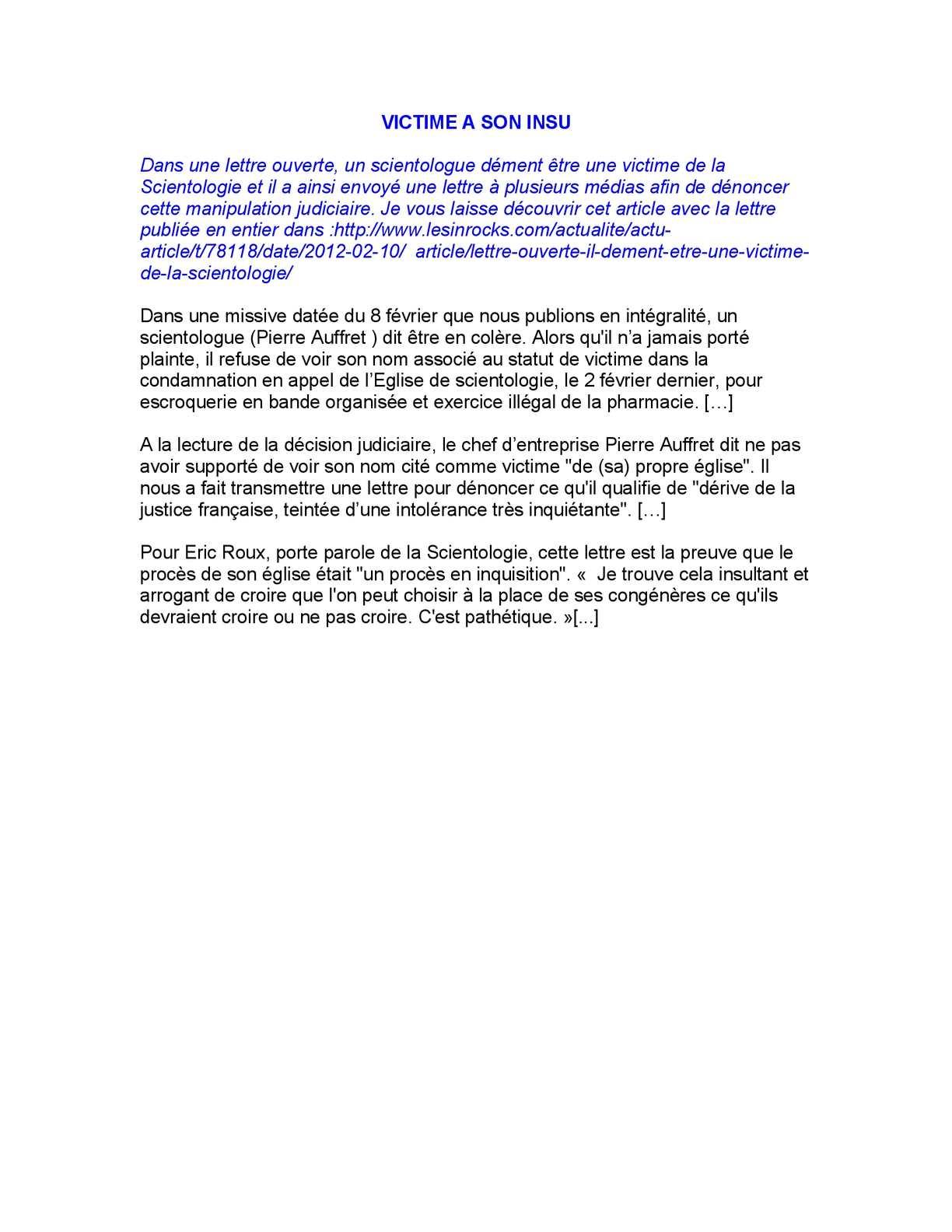 Jul Bande Organisee Parole : bande, organisee, parole, Calaméo, VICTIME