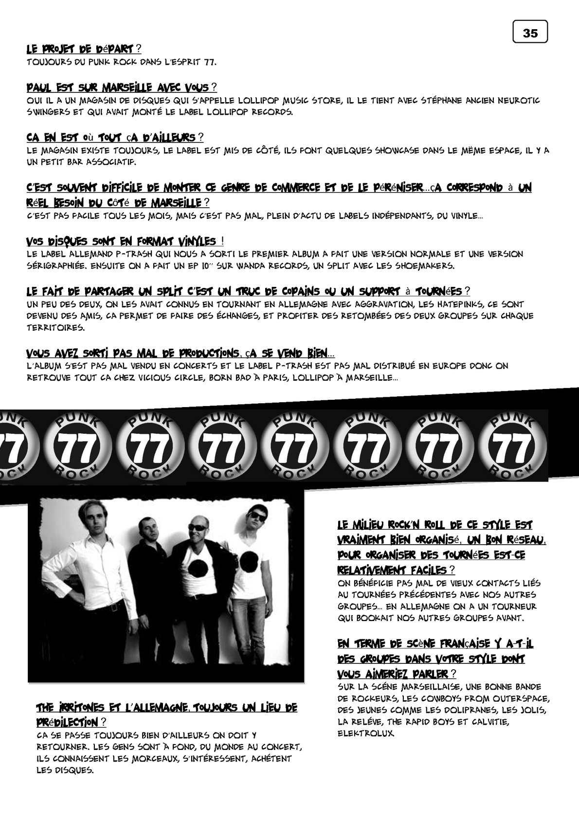 Qui Tient Le Milieu Marseillais : tient, milieu, marseillais, FANZINE, CAFZIC, N°58, CALAMEO, Downloader