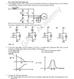 vector wattmeter diagram of induction [ 1190 x 1682 Pixel ]