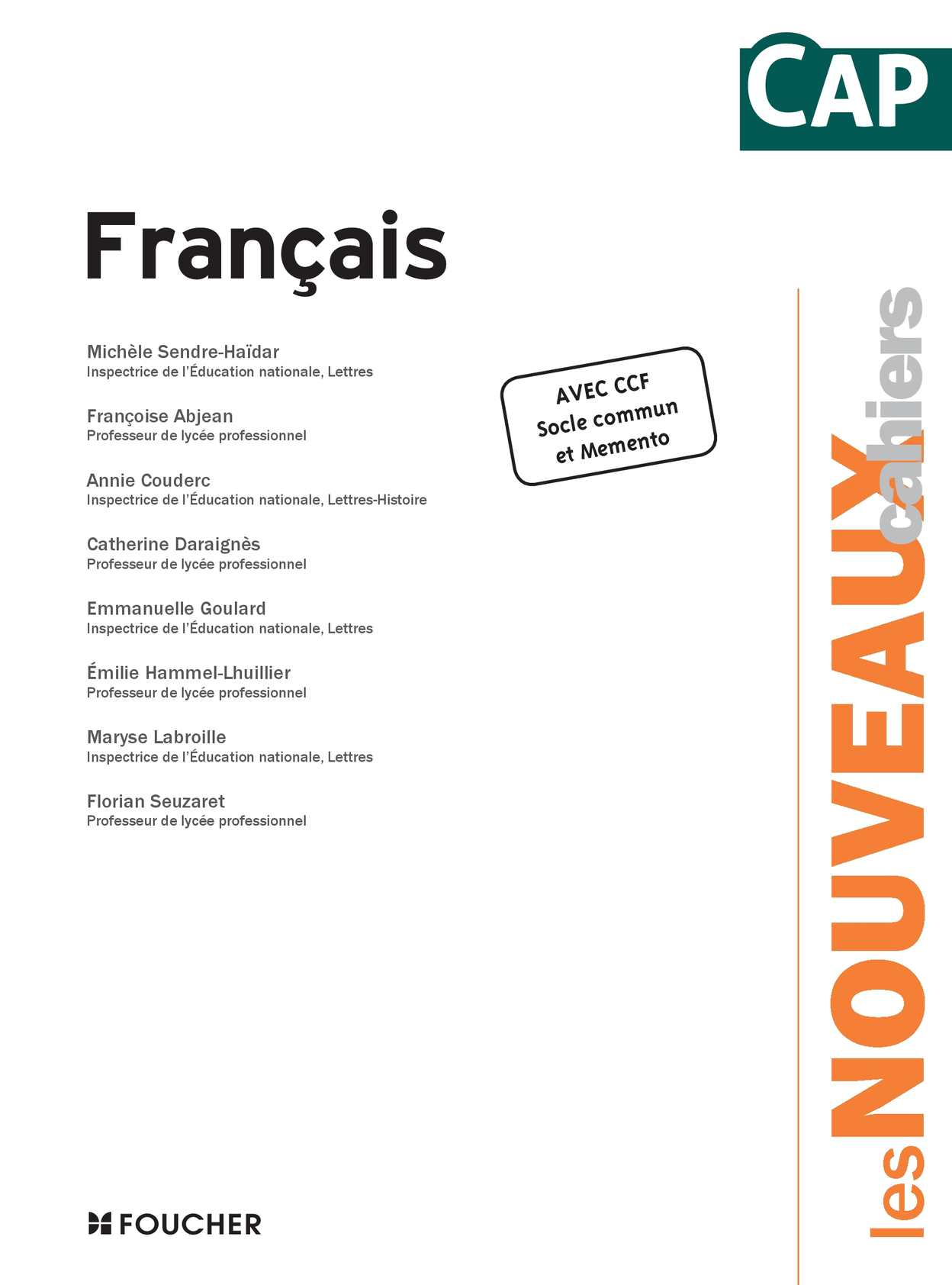 PDF  01 04 FrancaisCAP CP