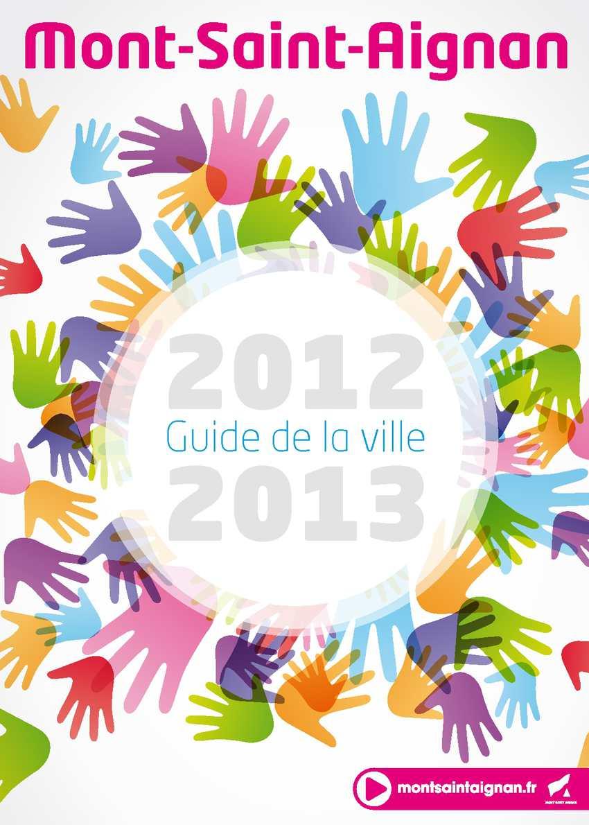 Ville De Mont Saint Aignan : ville, saint, aignan, Calaméo, Guide, Ville, Mont-Saint-Aignan, 2012/2013