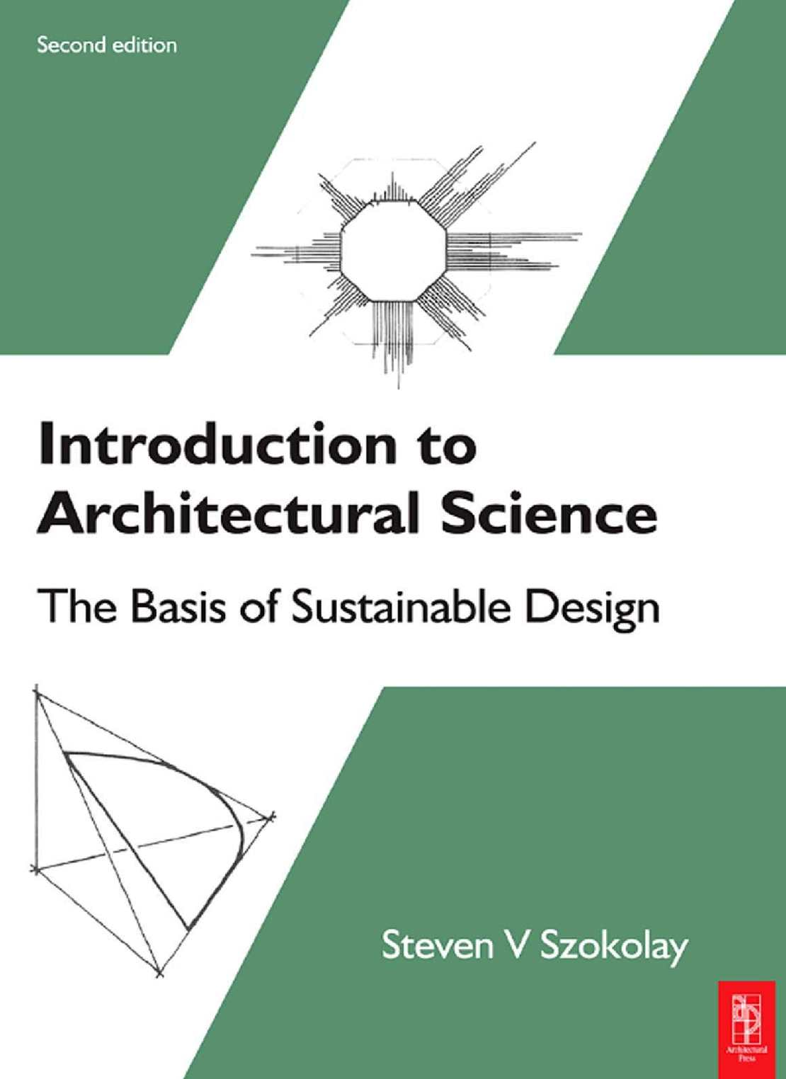 hight resolution of calam o introduction to architectural science the basis of sustainable design