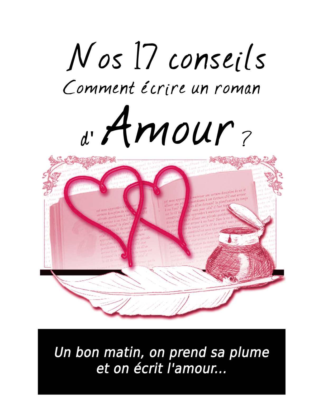 Décrire Une Scène D Amour : décrire, scène, amour, Calaméo, Conseils, Comment, écrire, Roman, D'Amour