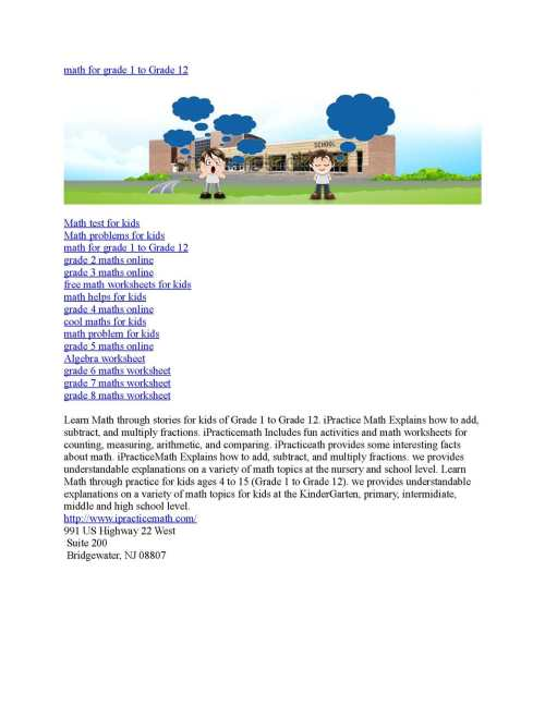 small resolution of Calaméo - math for grade 1 to Grade 12