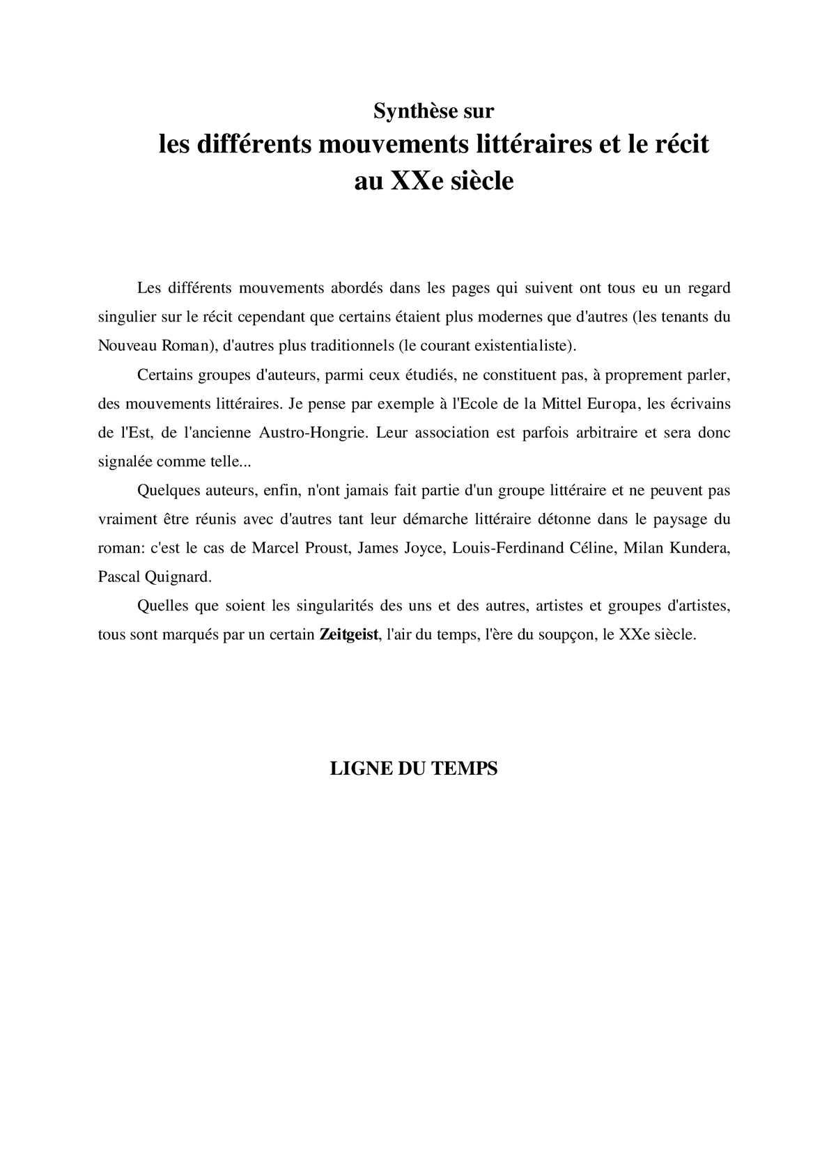 Mouvement Littéraire Louis Ferdinand Céline : mouvement, littéraire, louis, ferdinand, céline, Calaméo, Mouvements, Littéraires, Artistes, Siècle