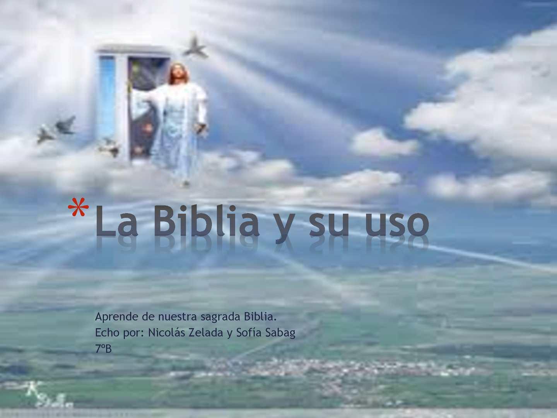 Nombre En Parte De El Encuentra De Que Biblia La Dios Se