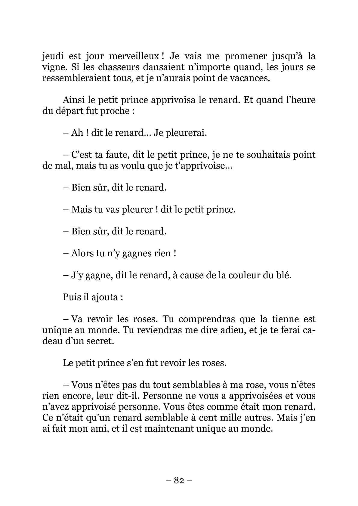 Je M En Vais Comme Un Prince : comme, prince, Petit, Prince, CALAMEO, Downloader