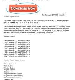 1993 2001 kawasaki zx1100d ninja zx 11 service repair manual download [ 1224 x 1584 Pixel ]