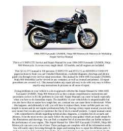 calam o 1984 1995 kawasaki gpz900r ninja 900 motorcycle engine diagram 1985 ninja 900 [ 1190 x 1684 Pixel ]