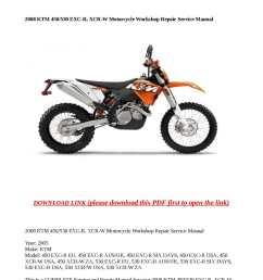 calam o 2008 ktm 450 530 exc r xcr w motorcycle workshop [ 1190 x 1684 Pixel ]
