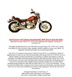 1986 2004 kawasaki vulcan 750 vn750 twin workshop parts di [ 1190 x 1684 Pixel ]