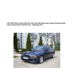 1997 bmw 525i [ 1190 x 1684 Pixel ]