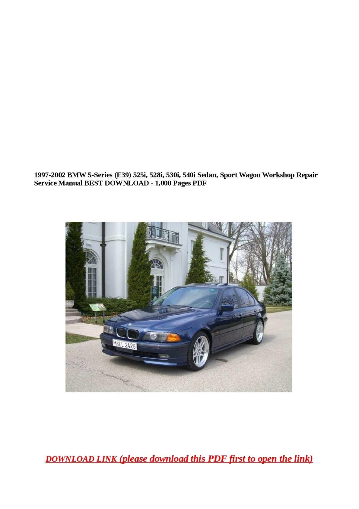 hight resolution of 1997 bmw 525i
