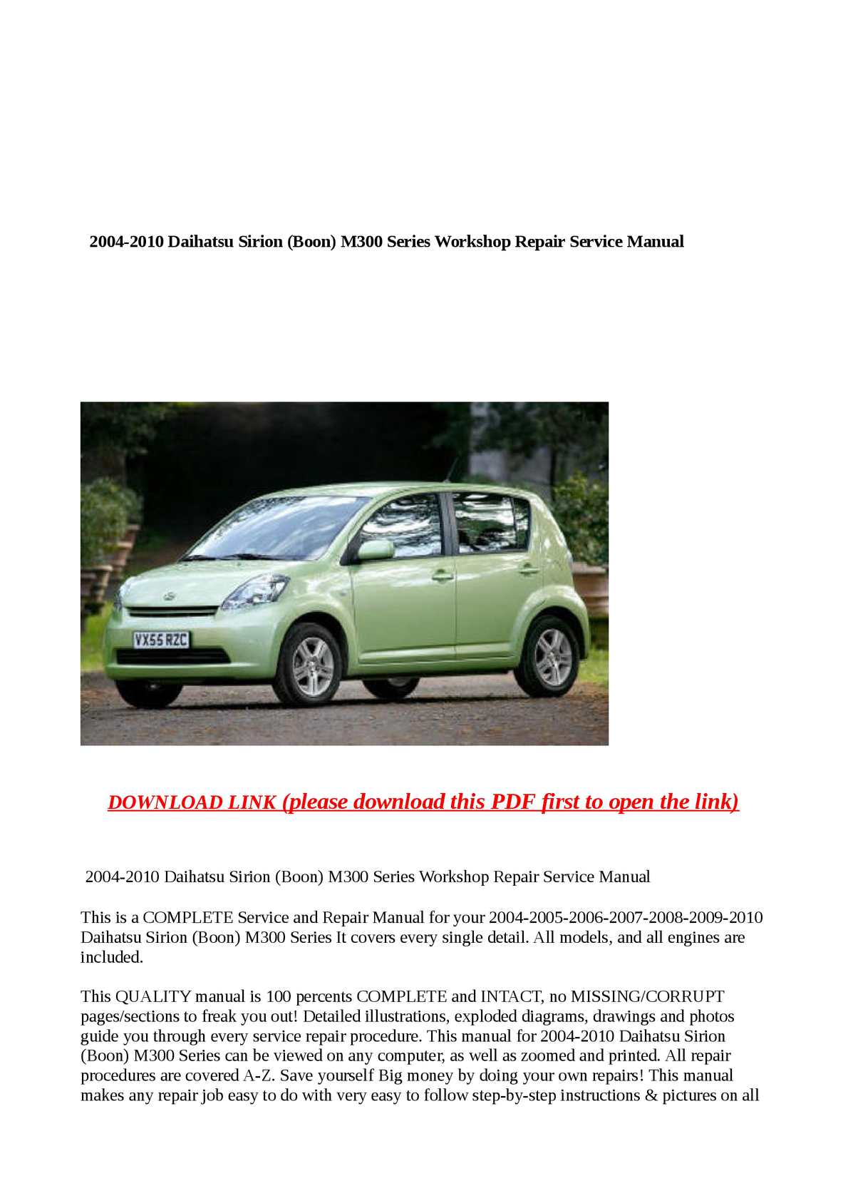 hight resolution of 2004 daihatsu sirion wiring diagram wiring diagram wiring diagram daihatsu storia