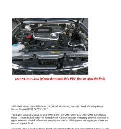wiring diagram for 2008 nissan patrol page 1 [ 1190 x 1684 Pixel ]
