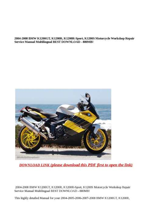 small resolution of bmw k 1200 wiring diagram