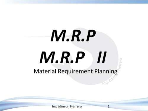 small resolution of mrp diagrama