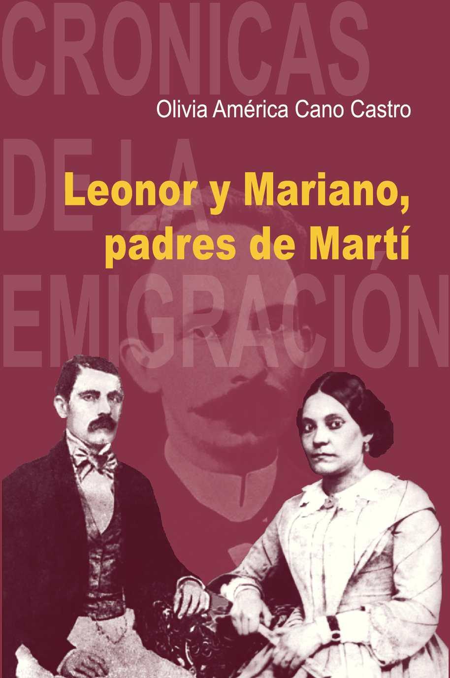 Calamo  Leonor y Mario padres de Mart