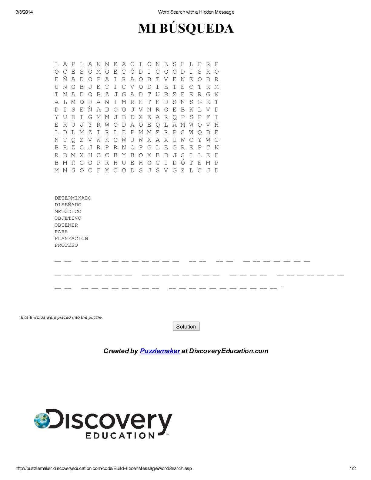 View 29 Puzzle Maker Word Search With Hidden Message