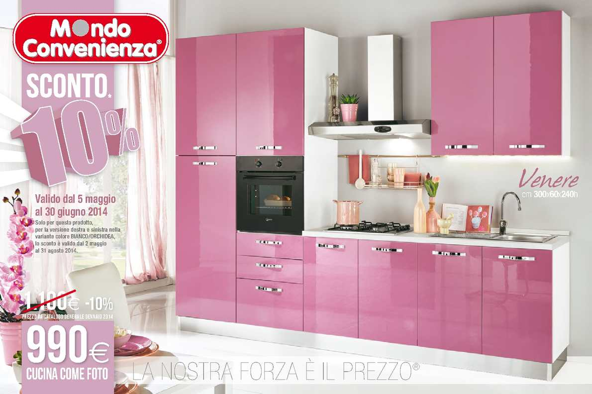 Calamo  Catalogo Mondo Convenienza Estate fino al 31 agosto