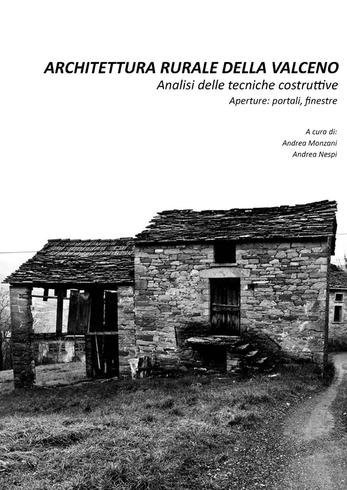 Calamo  Architettura rurale della valceno analisi delle