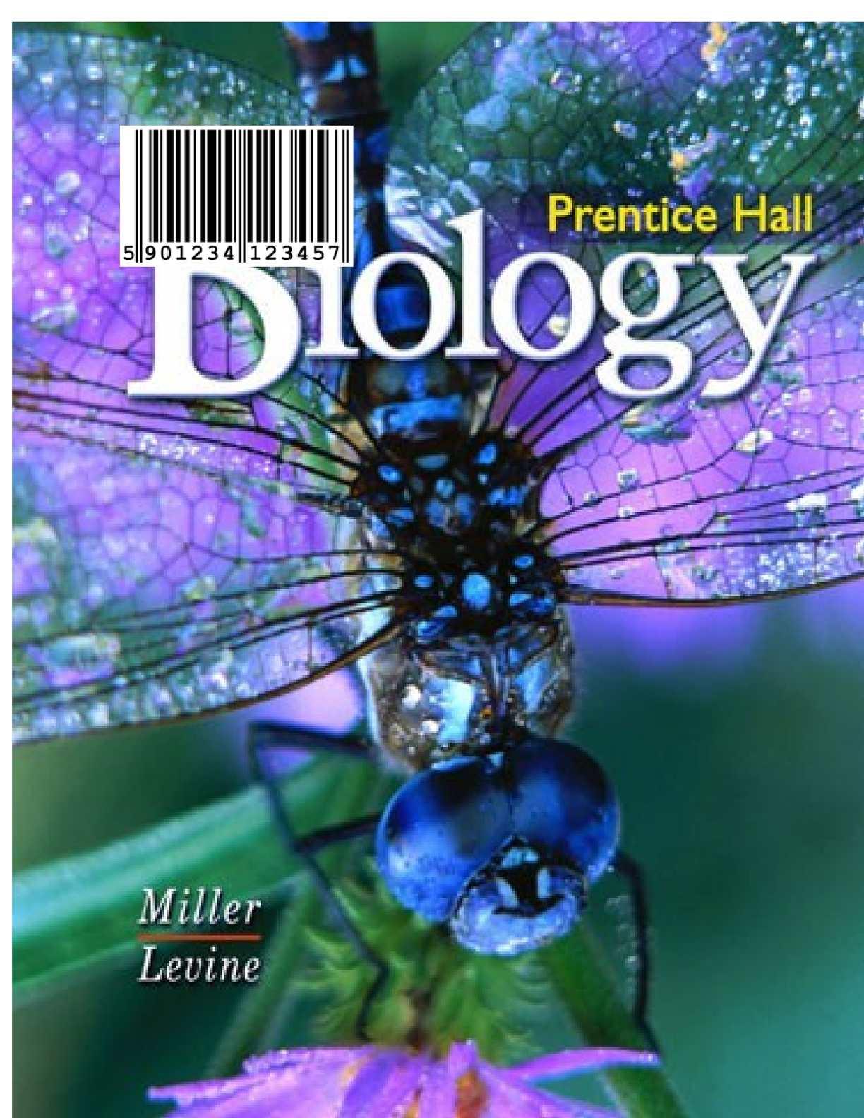 Ap Biology Handouts