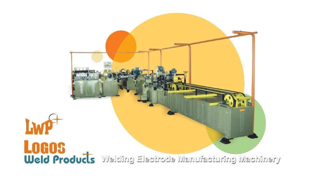 medium resolution of welding electrode plant