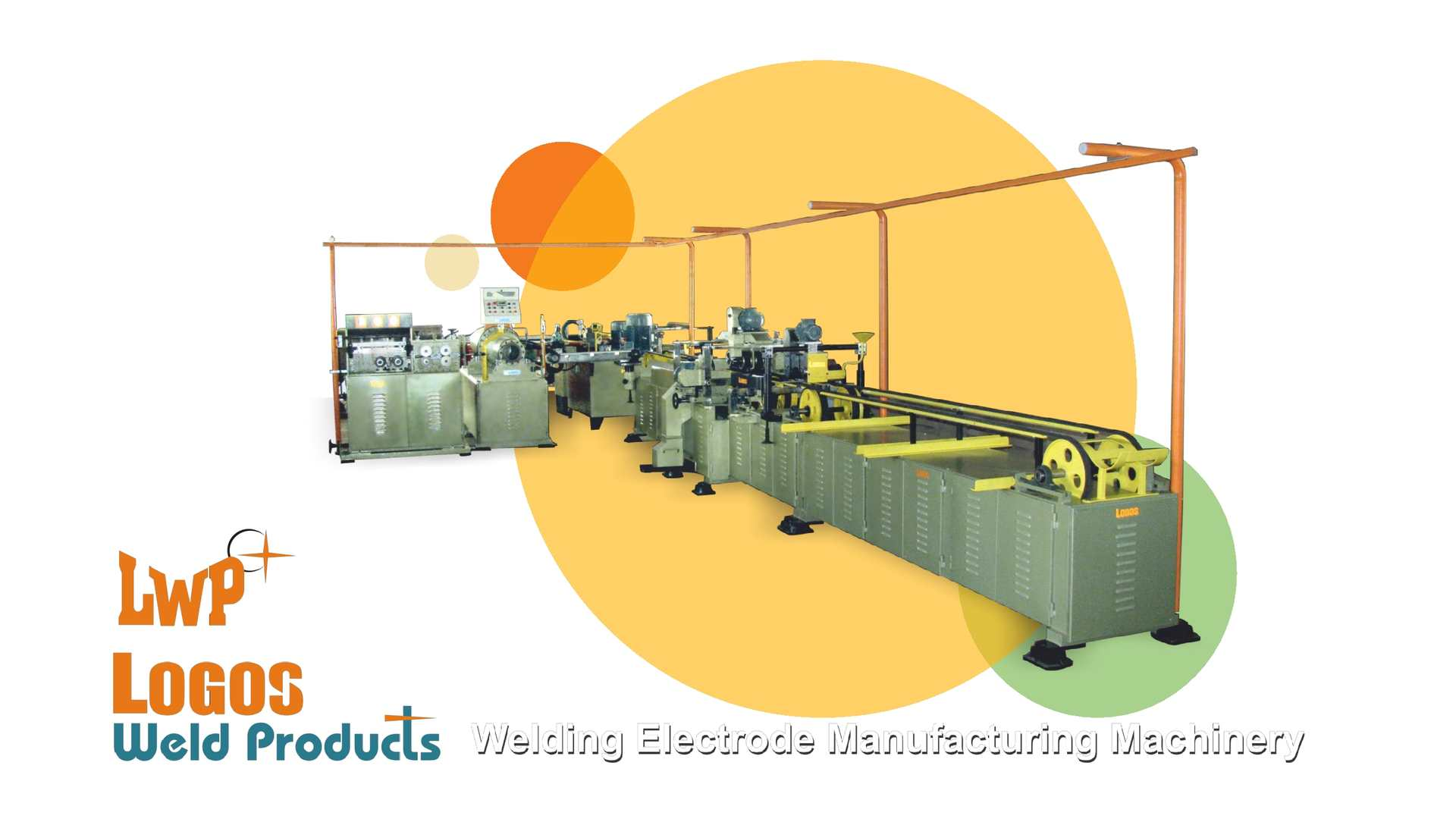 hight resolution of welding electrode plant