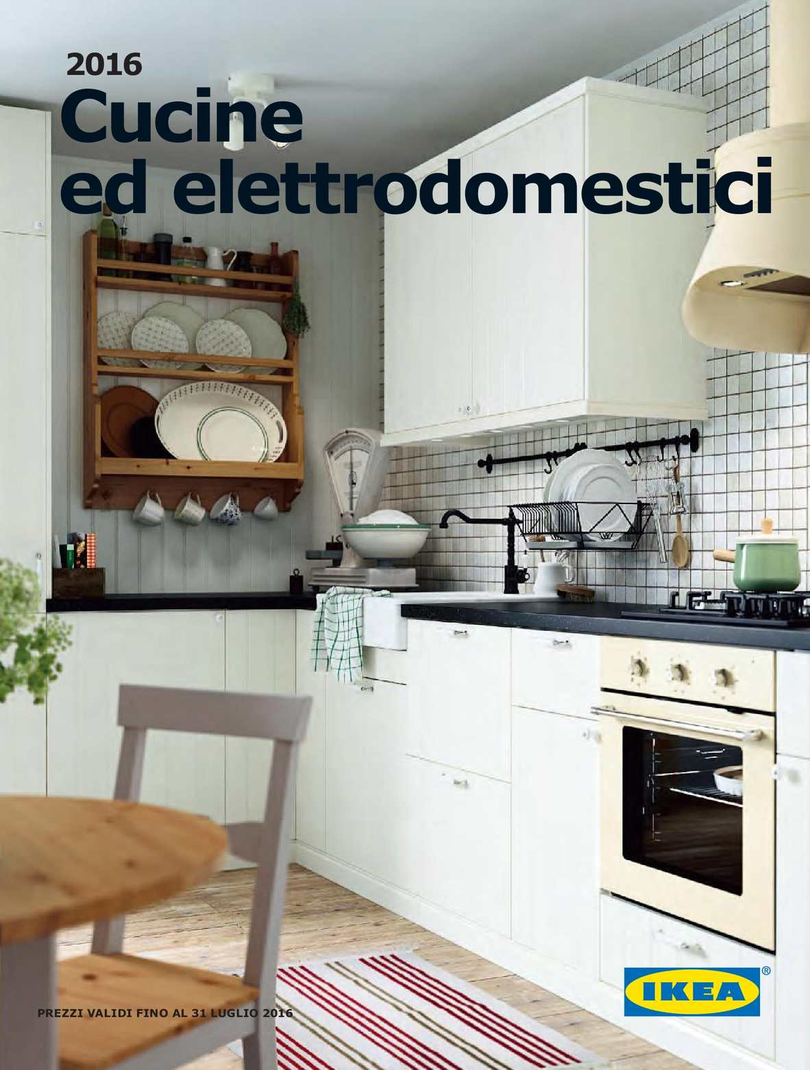 Calamo  Volantino Ikea Cucine